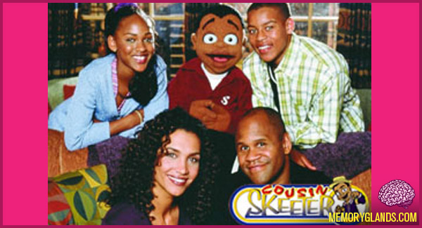funny nickelodeon tv show cousin skeeter photo