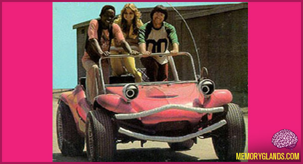 funny wonderbug car photo