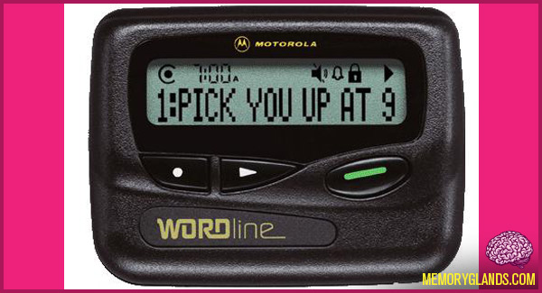 funny pager photo