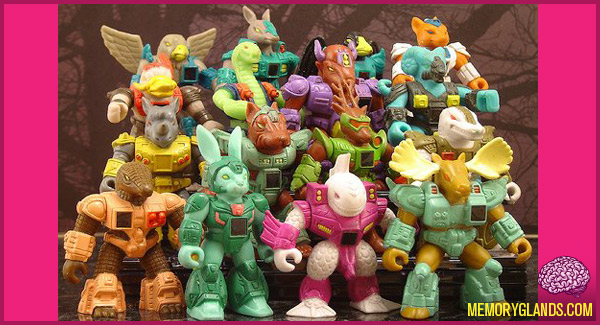 funny battle beasts toy photo