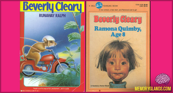 funny beverly cleary books photo