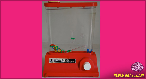 funny waterful ring toss game photo